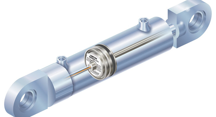 GEMCO_958A_Linear_Transducer_-_Clevis_Hydraulic_Cylinder