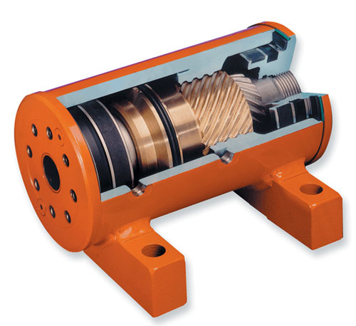 What Are Hydraulic Rotary Actuators