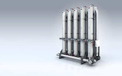 Roth Hydraulics accumulator piping will be fully installed with all the requisite safety and monitoring devices and will be certified compliant with international regulations.